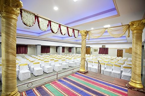 Wedding Halls in Chennai